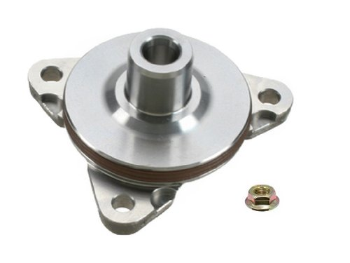 Porsche 996 (99-01) 986 Intermediate Shaft Flange + Nut GENUINE seal bearing