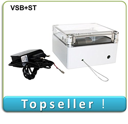 VSB+ST Elektronischer Pförtner mit Stecker-Netzteil AXT-Electronic