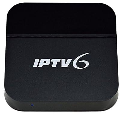 HTV6 | IPTV6 Edition 4K ULTRA HD possui mais de 200 canais de TV, muitos deles em UHD e Bluetooth, Android 5.1 e muitos canais de entretenimento, infantis, esportivos, filmes e séries