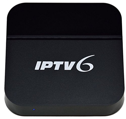 IPTVKINGS IPTV6 Edition 4K Ultra HD HTV6 possui mais de 200 canais de TV, muitos deles em UHD e Bluetooth, Android 5.1 e muitos canais de entretenimento, infantis, esportivos, filmes e sries