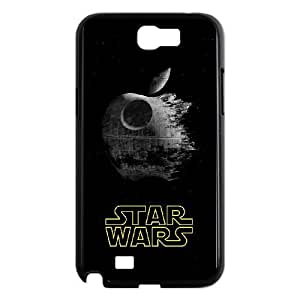 SamSung Galaxy Note2 7100 phone cases Black Star Wars cell phone cases Beautiful gifts NYU45757811
