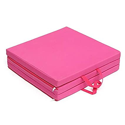 YOOMAT Folding Yoga Gymnastics Mat Exercise Floor Pad ...