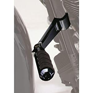 rivco products highway pegs 1 14in frame mount hd003bk