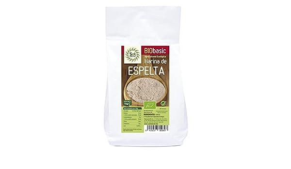 Sol Natural Harina de Espelta Blanca - Paquete de 10 x 1000 gr - Total: 10000 gr: Amazon.es: Alimentación y bebidas