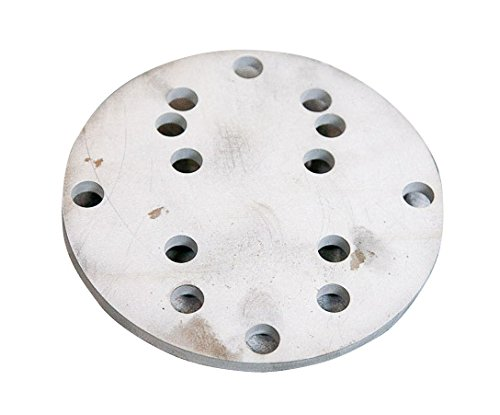 AtoZ Fabrication Wheel Mounting Plate (Spare Wheel Mounting)