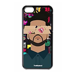 JJZU(R) Design Customized Cover Case with The Weeknd for Iphone 5C - JJZU938690