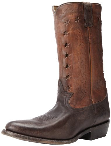 FRYE Mens Wyatt Americana Boot