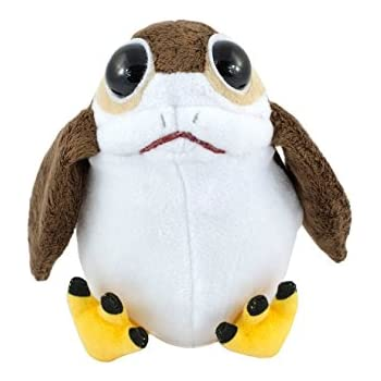 Star Wars Last Jedi Talking Porg 7inch Plush Toy