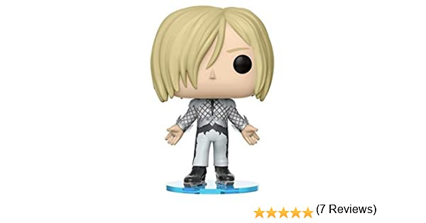 Yuri on Ice S1 Figura de Vinilo Yurio Funko 21884  Amazon.es  Juguetes y  juegos 136ce58574c