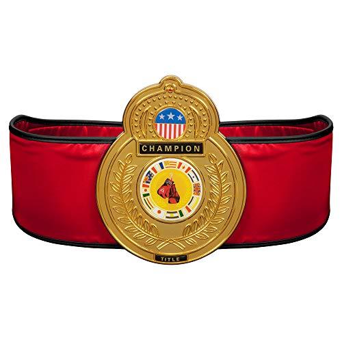 (Title Boxing Old School Championship Belt,)