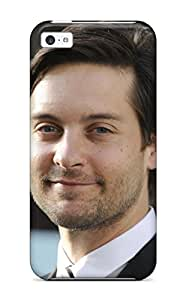 Hot Tpu Cover Case For Iphone/ 5c Case Cover Skin - Tobey Maguire
