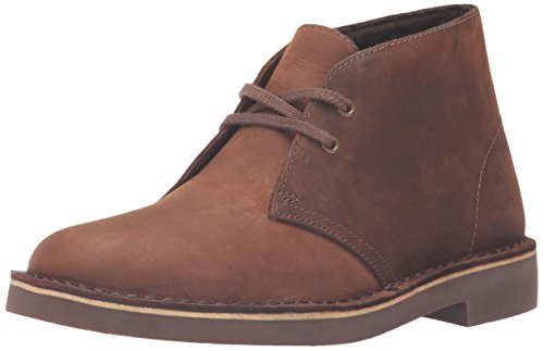Clarks Women's Acre Bridge Ankle Bootie, Tan Leather, 7.5 M US
