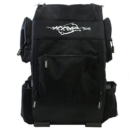 MVP Disc Sports Voyager Backpack Disc Golf Bag from MVP Disc Sports