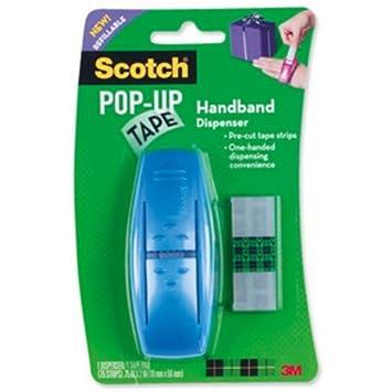 Scotch Pop Up dispensador tiras para regalos REF 91ST