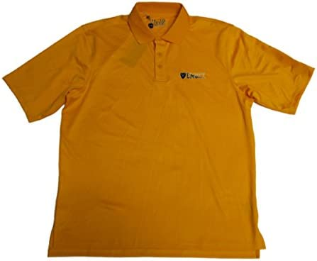 Emory Eagles under armour Heatgear amarillo rendimiento Golf Polo ...