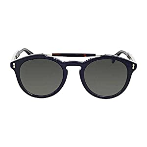 Sunglasses Gucci GG 0124 S- 001 BLACK / GREY