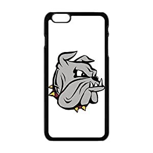 NCAA Minnesota State Mavericks Primary 2001 Black Phone Case for iPhone 6plus