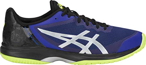 (ASICS Gel-Court Speed Men's Tennis Shoe, Illusion Blue/Silver, 9 D US)