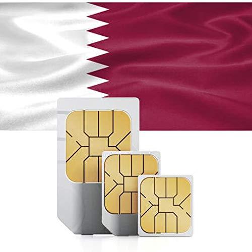 SIM-Card Qatar Super Saving Data Roaming 4GB Valid 15 Days (High Speed Coverage in: Philippines, Malaysia, China, Japan, Taiwan, etc.)