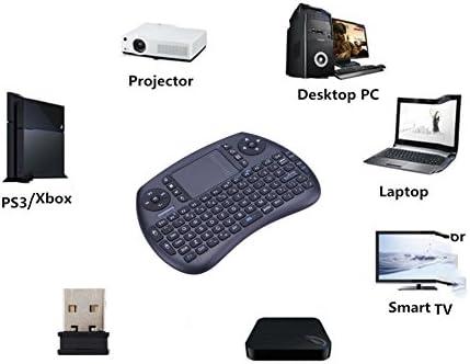 Android 6.0 TV Box con Free Mini teclado inalámbrico, M96 X 4 K Quad Core Amlogic S905 X Smart TV Player con Wifi HDMI: Amazon.es: Electrónica