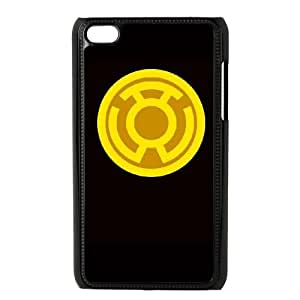 Sinestro Emblem iPod Touch 4 Case Black DIY GIFT pp001_8145432