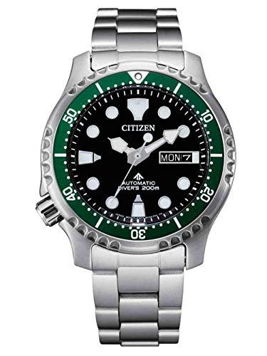 Citizen Automatic Watch (Model: NY0084-89E)