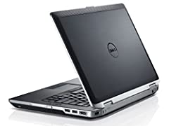 "The style you want and the performance you need come together in one durable package with the Dell Latitude E6420 laptop. The 14"" HD LED display and dual-core processing Latitude E6420 ideal for office-to-home professionals who require high p..."