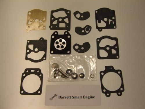 Oregon 49-816 Carburetor Rebuild Kit Lawn Mower Replaceme...