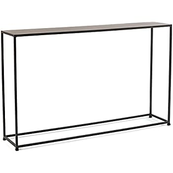 narrow console table. Tag - Urban Narrow Console Table, A Perfect Addition To Any Home, Mild Steel Table T