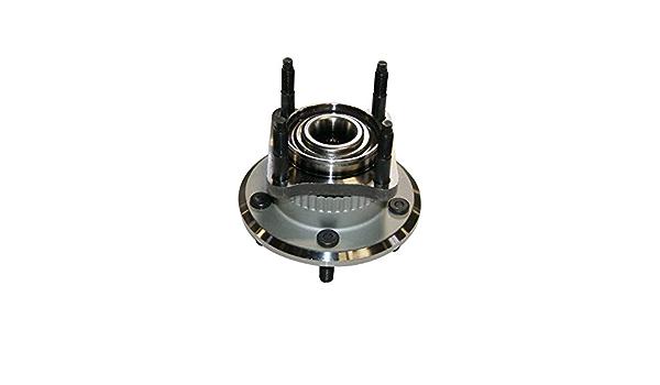GMB 735-0016 Wheel Bearing Hub Assembly