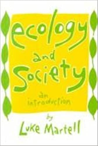 ECOLOGY AND SOCIETY EBOOK DOWNLOAD