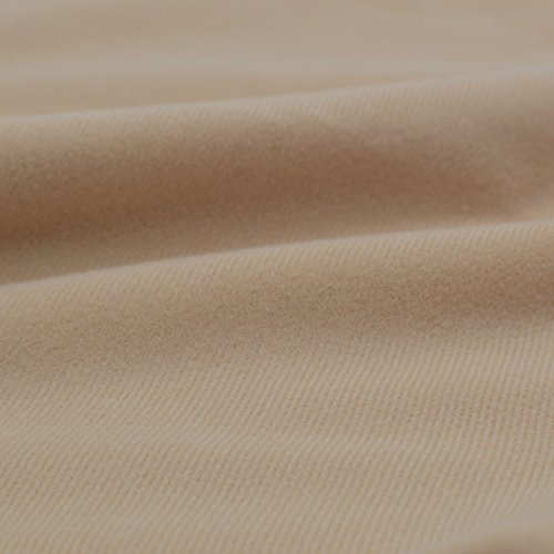 iNee Interlock Knit Doll Skin Fabric,One Yard, (Nude)
