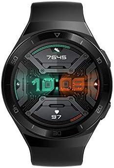"Huawei Watch GT 2e - Reloj Inteligente ultra-slim, Pantalla de 1.39"" AMOLED, Batería hasta por 2 semanas, Bluetooth, Negro 8"