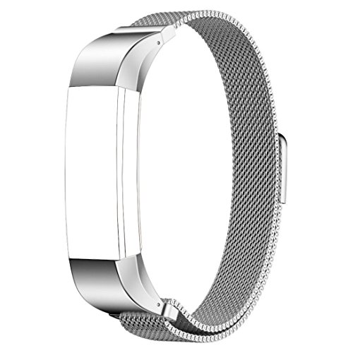Fitbit Alta HR Band Stainless