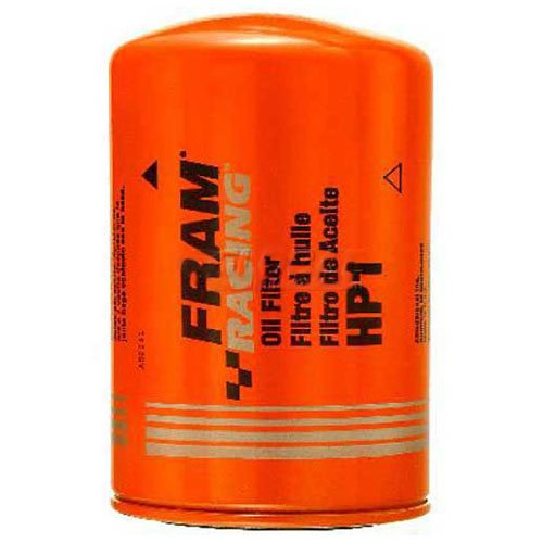 Fram High Performance Full-Flow Spin-On Racing Oil Filter - Hp1 - Lot of 2