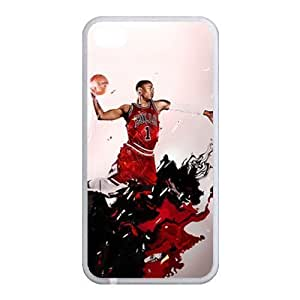 Derrick Rose Diy Iphone 4/4s hard Case,customized case UN843655