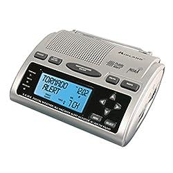 Midland WR300 All Weather/Hazards Alert Radio - 1 Year Direct Manufacturer Warranty