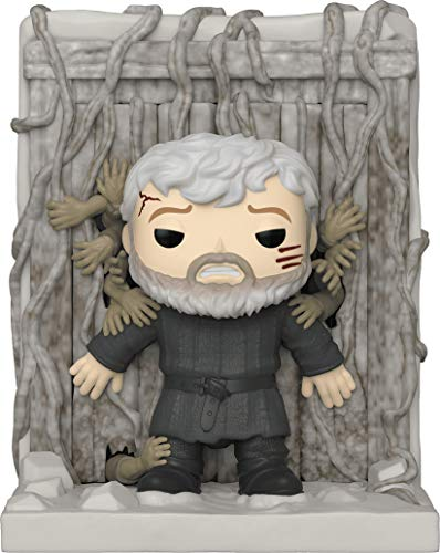 Funko- Pop Deluxe Game of Thrones-Hodor Holding The Door Collectible Toy, Multicolor (45053)
