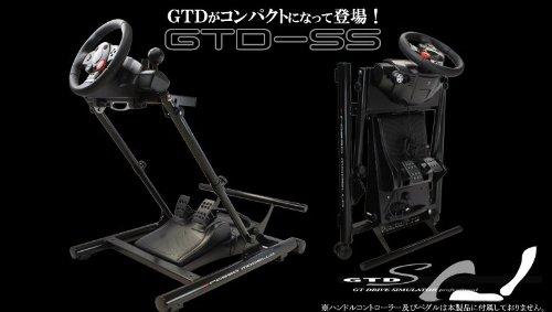 ロッソモデロ  【 GTD-SS 】 グランツー&フォルツァに最適!【G29,G27,G25,DFGT,T300RS】対応!折りたたみコックピット