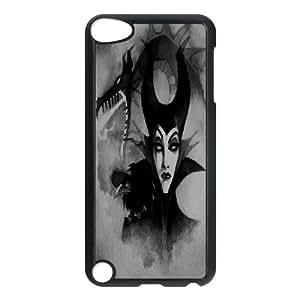 LSQDIY(R) maleficent dragon iPod Touch 5 Personalized Case, Customised iPod Touch 5 Case maleficent dragon