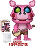 Funko Pop! Games: Five Nights at Freddy's Pizza Simulator - Pig Patch Vinyl Figure (Bundled with Pop Box Protector Case)