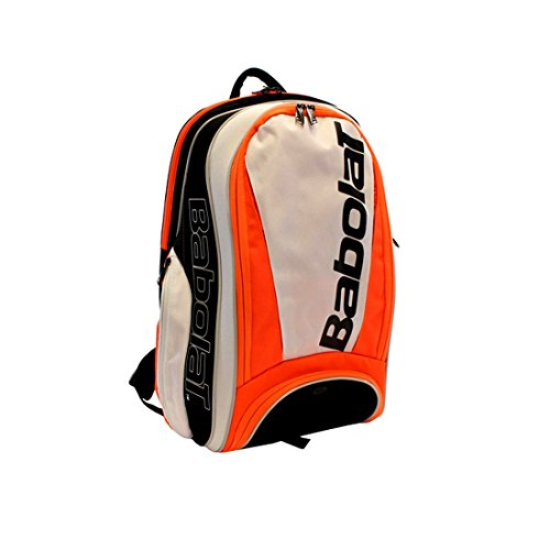 Babolat – Pure Tennis Backpack White and Red – (B753071-149)