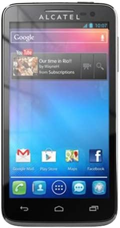 Alcatel One Touch XPop - Smartphone libre Android (pantalla 4.5