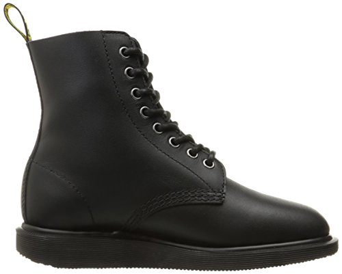 Dr.Martens Mens Whiton Leather Boots Black