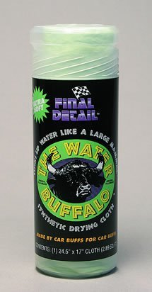 Final Detail The Water Buffalo Synthetic Drying Cloth Car Boat Truck Home Bath Kitchen Pets 80071