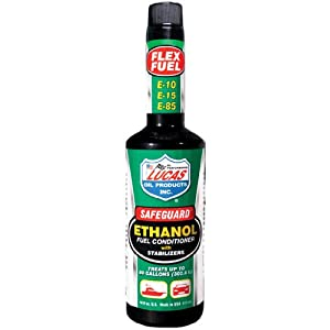 Lucas Oil 10576 Safeguard Ethanol Fuel Conditioner - 16 oz.