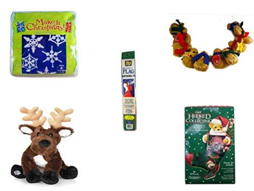 eryone Gift Bundle [5 Piece] - Holiday Decor - Accessories - Gift Items - Item No. dbund-xmas-420 ()