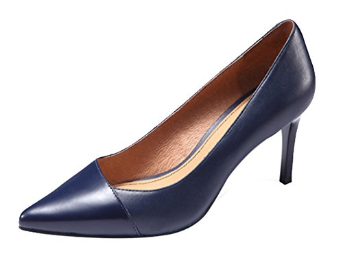Guoar - Cerrado Mujer Azul - azul oscuro