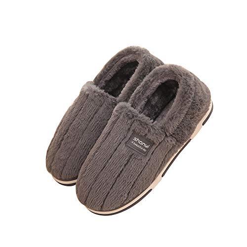 Femme Uk Lomas Grey Chaussons Pour 8 5 9 5 xx7wZ8