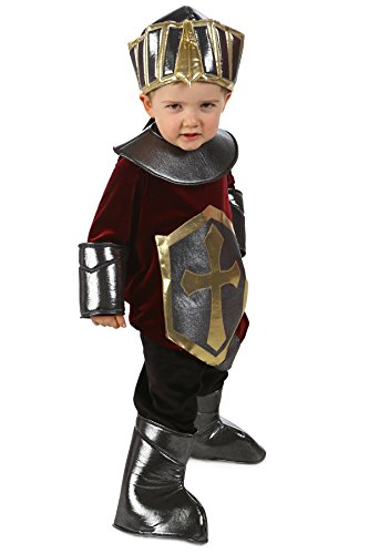 Princess Paradise Baby Boys' Crusader Deluxe Costume, As As Shown, 12 to 18 Months]()